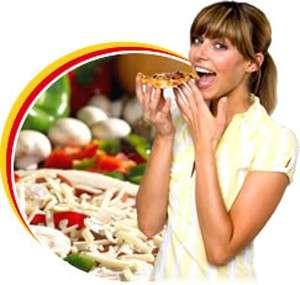 pizza e dieta