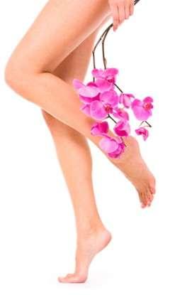 Ceretta per gambe lisce e vellutate