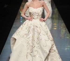 Abiti da sposa, Christian Dior haute couture