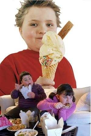 Obesità infantile, un problema in crescita