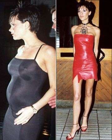 Perdere peso: la dieta di Victoria Beckham
