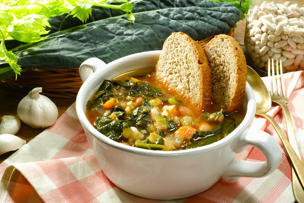 Dieta dimagrante, provate con la minestra di cavolo