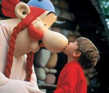 Weekend per i bambini con Asterix e Obelix