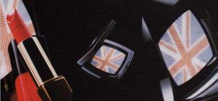 Tendenze: make up con la Union Jack per Chanel