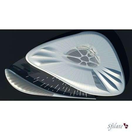 Chanel: Padiglione di Zaha Hadid