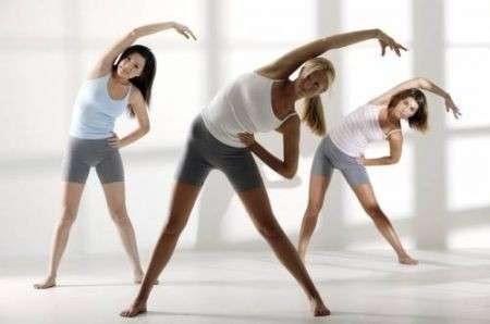 Fitness, la ginnastica da ufficio