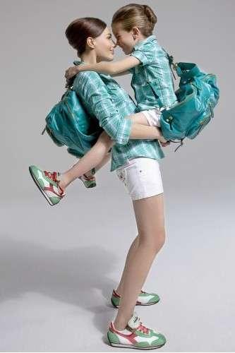 Shopping: stesso look per mamma e figlia