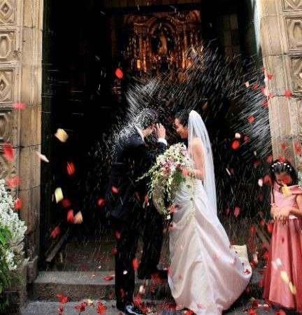 Matrimonio e tradizione: le cose che portano fortuna