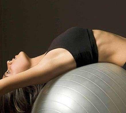 pilates palla