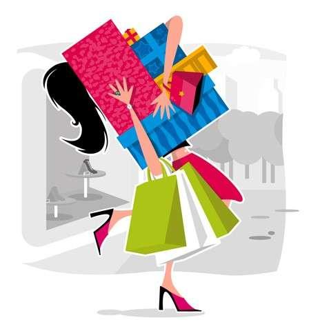 Con il ciclo aumenta la voglia di shopping