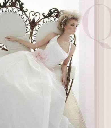 Abiti da sposa 2010: collezione Acquachiara Trendy