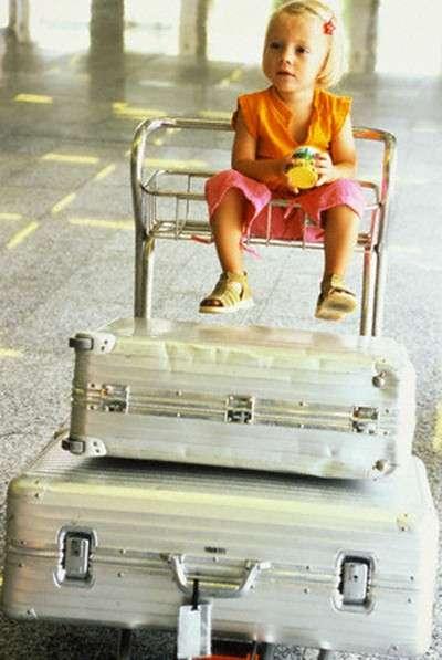 Vacanze con i bambini: cosa portare