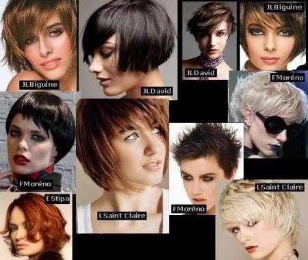 capelli corti estate 2009