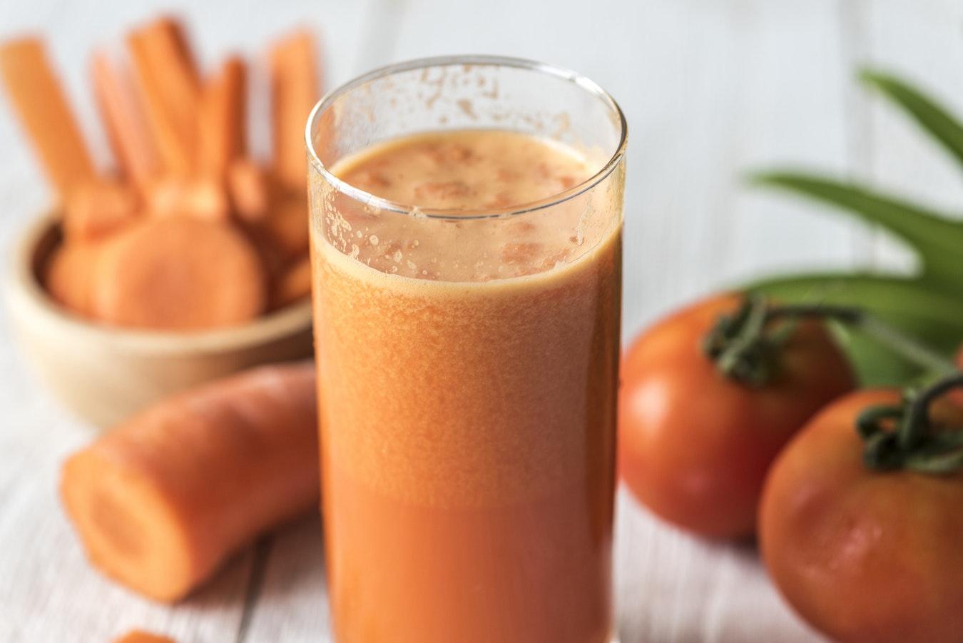 Dieta estiva, dimagrire con i succhi di verdura