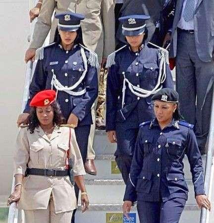 Gheddafi e le amazzoni: esercito di donne