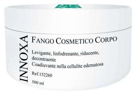 Trattamenti: il fango cosmetico corpo di Innoxa