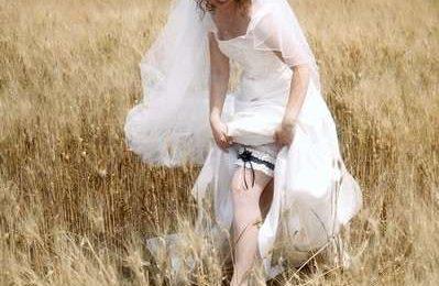 Giarrettiere: cosa significano per la sposa?