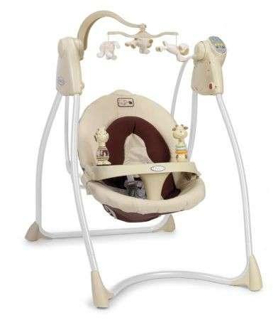 L'altalena per neonati di Graco