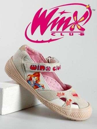 Scarpe per bambine: Winx collezione estate 2009