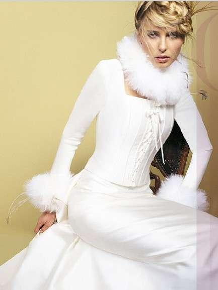 abito da sposa acquachiara winter