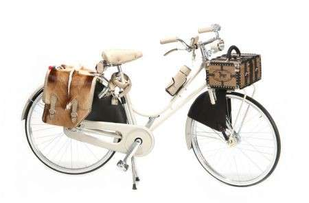 Fendi: una bicicletta di lusso