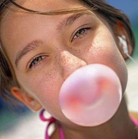 La gomma da masticare toglie la fame