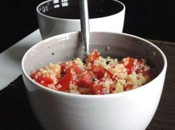 Ricette light: insalata di cous cous