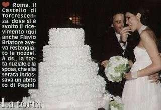 Erminia Castriota ha sposato Tommaso Bendoni