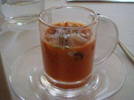 Ricette estive, le minestre fredde