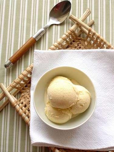 Ricette estive: gelato alla crema