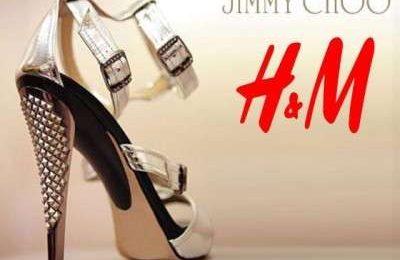 Jimmy Choo per H&M