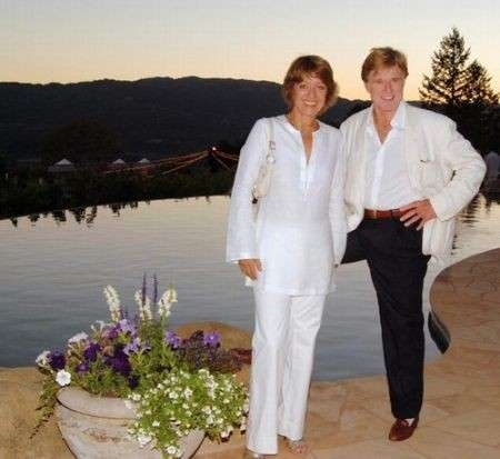 Matrimonio vip: Robert Redford si sposa in segreto