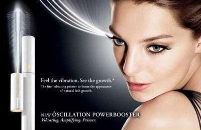 Mascara: arriva Lancome Ôscillation Powerbooster