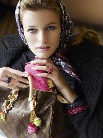Louis Vuitton, collezione gioielli Leomonogram