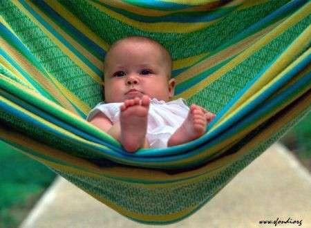 Quando il neonato ha la testa un po' storta