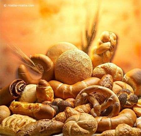 Le calorie di pane, crackers e grissini