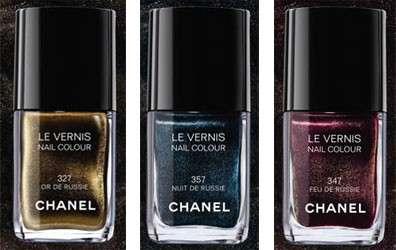 Smalti Chanel autunno inverno 2009-2010