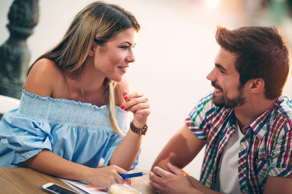 coppia al primo appuntamento