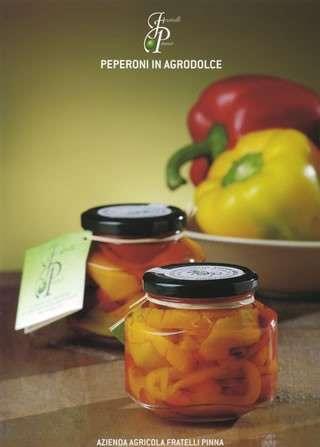 Peperoni in agrodolce, la ricetta