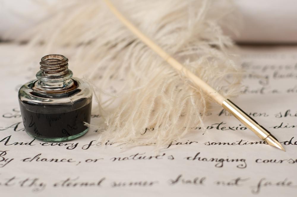 lettera d'amore antica
