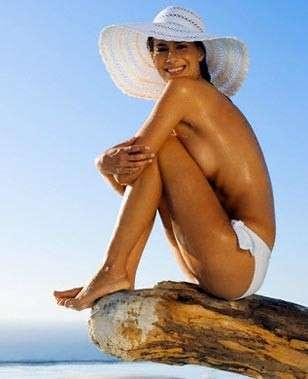 Risultati sondaggio: evviva l'abbronzatura graduale