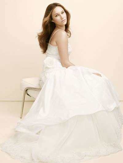 abito da sposa valentini