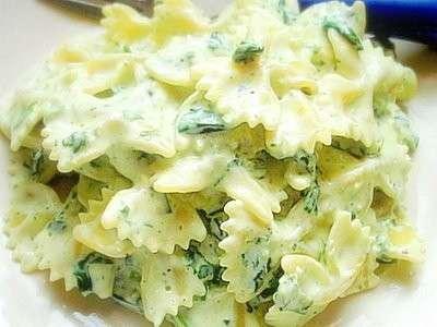 Ricette light: pasta con ricotta e asparagi