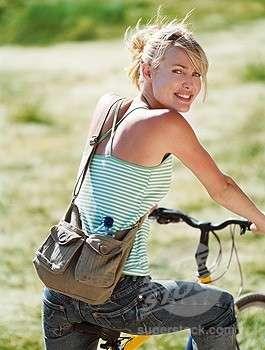 Andare in bicicletta fa passare lo stress