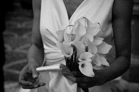 Galateo matrimonio, la consegna del bouquet
