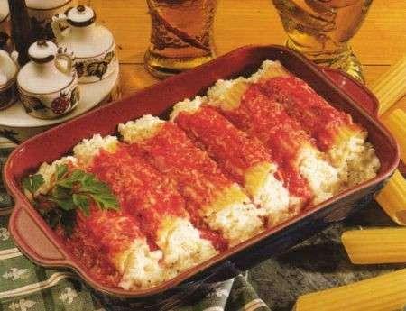 Cannelloni dietetici