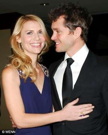 Claire Danes e Hugh Dancy si sono sposati
