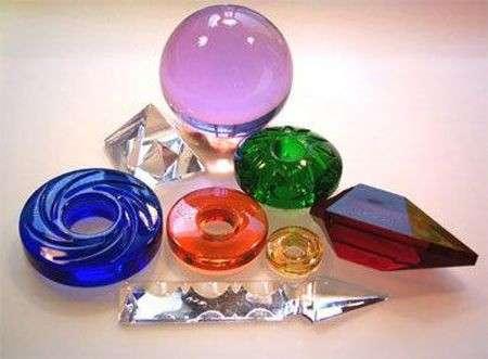 cristalli colorati