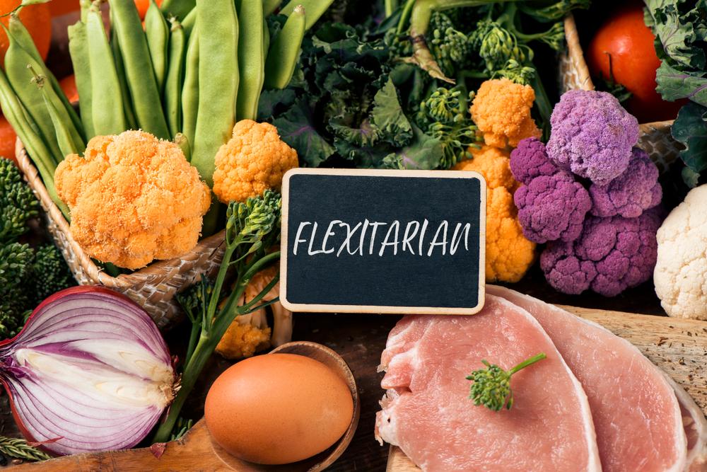 La dieta Flexitarian