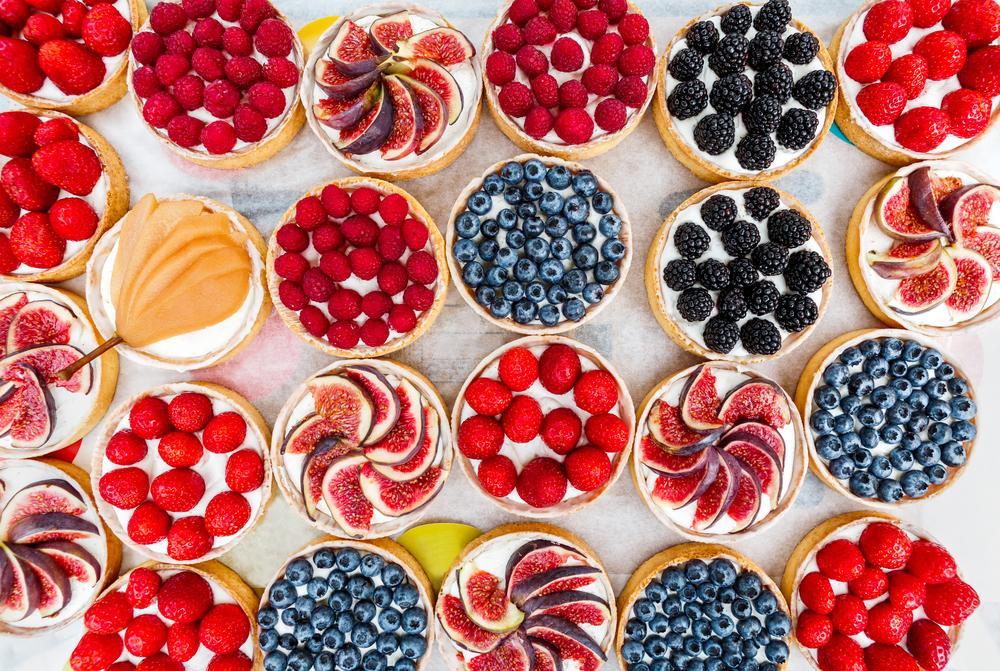 Le calorie dei dolci